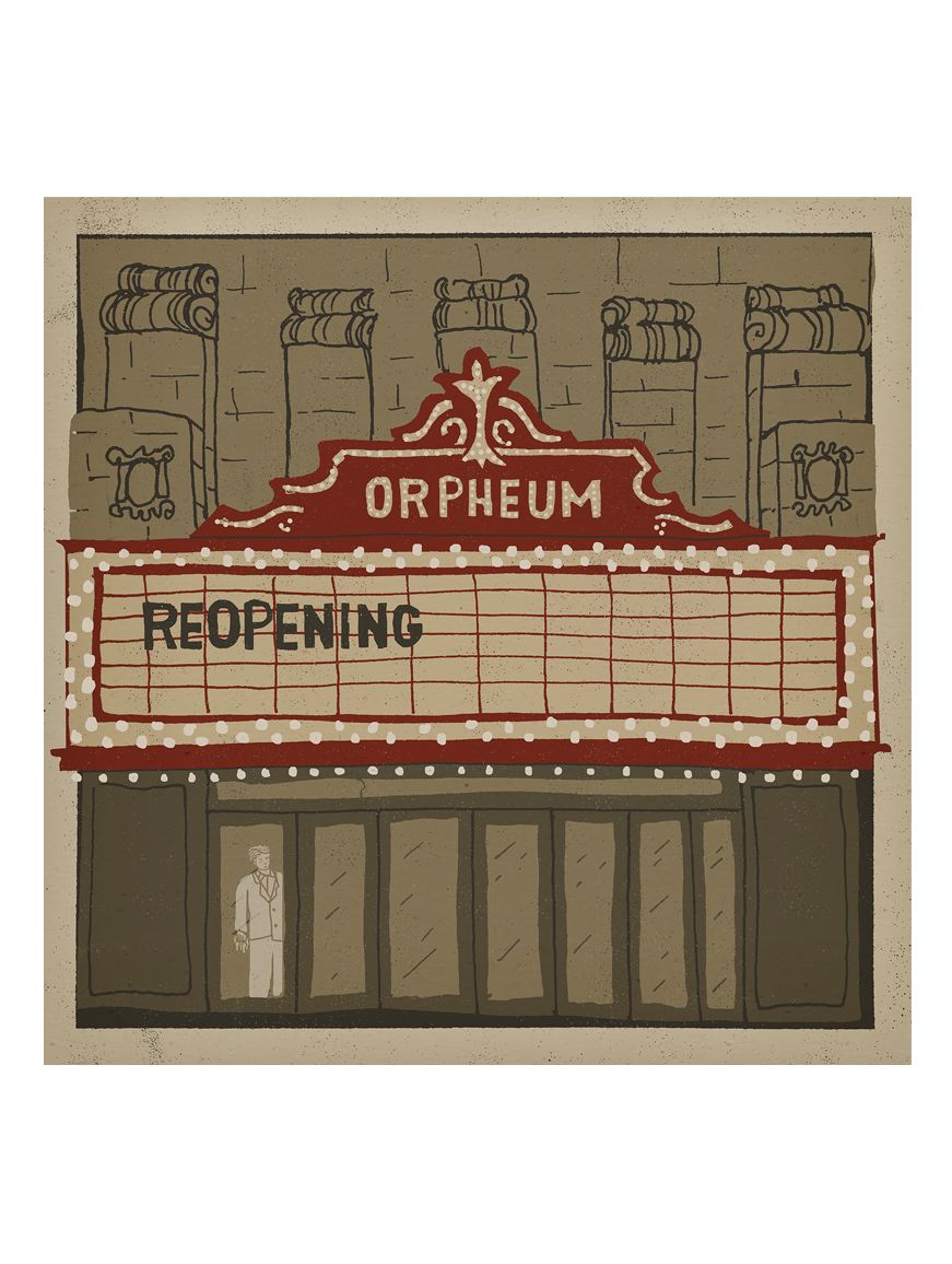 Orpheum Theatre Madison